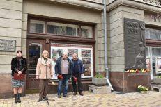 Состоялся традиционный сбор труппы театра, посвященный памяти героев подпольной группы «Сокол».