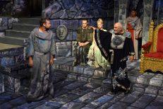 Состоялся закрытый показ спектакля «Римская комедия»